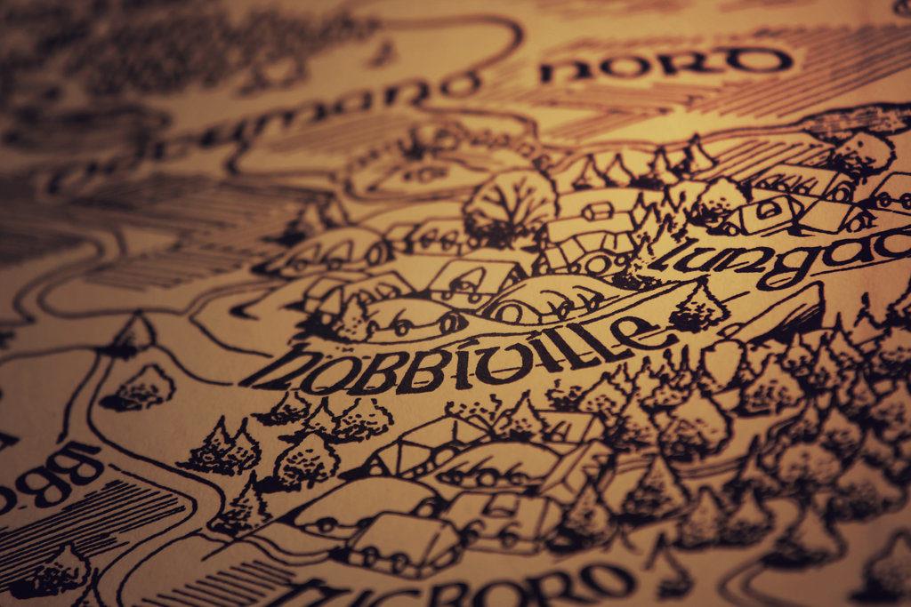 Les Hobbits et La Comté, toute une histoire….